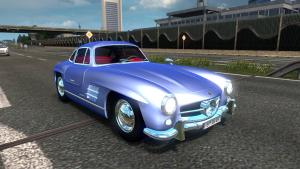 Mod Mercedes-Benz 300SL for ETS 2