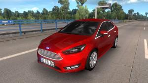 Mod Ford Focus Mk3.5 for ETS 2