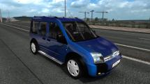Мод Ford Transit Connect для ETS 2