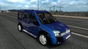 Mod Ford Transit Connect for ETS 2