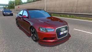 Mod Audi A6 Stance for ETS 2
