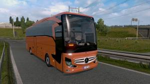 Mod Mercedes-Benz Travego X 2020 for ETS 2