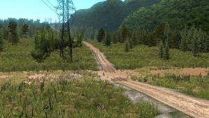 Mod Harsh Russia Siberia for ETS 2